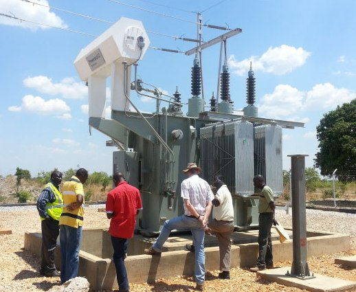 Substation construction and rehabilitation